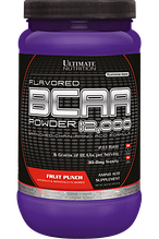 Ultimate Nutrition BCAA 12,000 powder 228 г. БЦАА,аминокислоты.