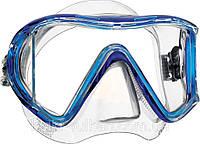Маска для ныряний i3 CL BL (синяя)
