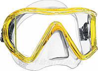 Маска для ныряний i3 CL YL (желтая)