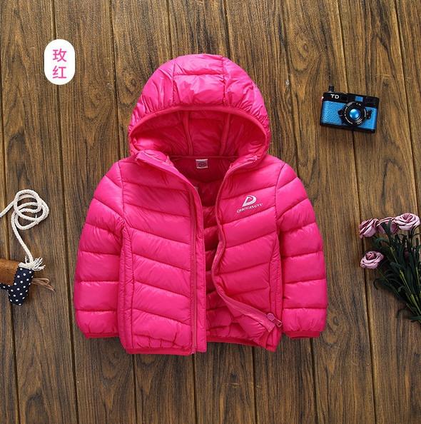 Куртка дитяча весна-осінь малинова на синтепоні - Інтернет-магазин Зозулька  в Тернополе f721079626f52