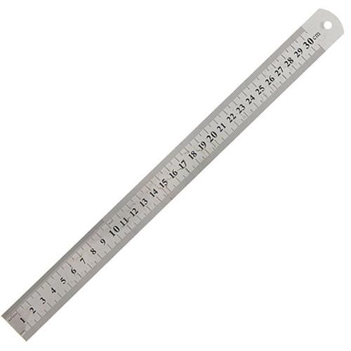 Лінійка металева 30 сантиметрів, Josef Otten, SS30