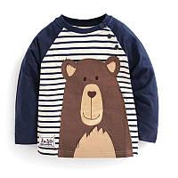 Кофта для мальчика 7 р Adult Teddy Bear Jumping Beans (22307)
