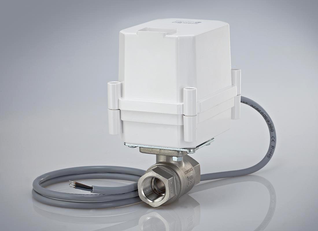 Шаровой электропривод 2 дюйма Gidrolock Professional Enolgas