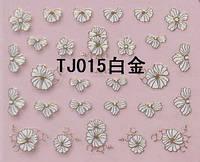 3D наклейка для ногтей TJ-15