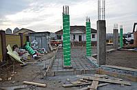 Опалубка картонная для круглых колонн диаметром Ф 406 мм