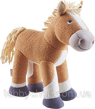 """Мягкая игрушка HABA """"Лошадка Ветерок"""""""