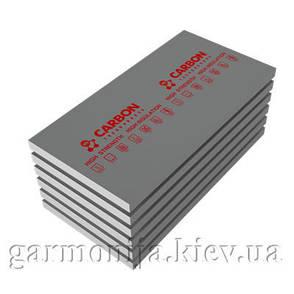 Экструдированный пенополистирол CARBON ECO FAS Рифленый 1180x580x50 мм (8шт), фото 2