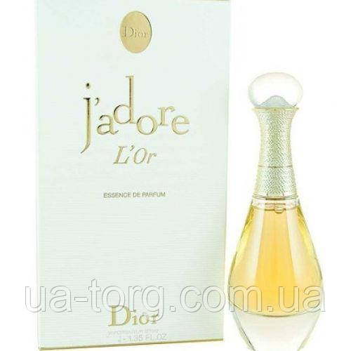 Женская парфюмерная вода Christian Dior Jadore L'Or Essense 100 мл