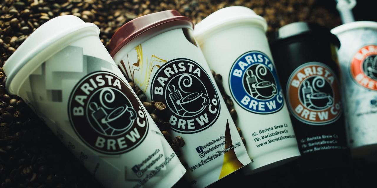 Жидкость для электронных сигарет Barista  Brew Co 60ml Original