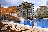 Квартира в Аланье, Турция, 110 м2 99 000 € вид на море