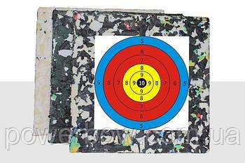 Ізолон блок, мішень для стрільби з лука