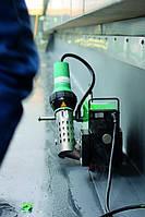 Паять мембрану на парапетах стало легче!!!  Roofon Multy HERZ Германия сварочный автомат для кровли и парапетов!