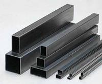 Труба квадратная стальная, профильная 25х25х1,2 мм