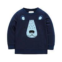 Кофта для мальчика Bear Jumping Beans 7 Синяя (22378)