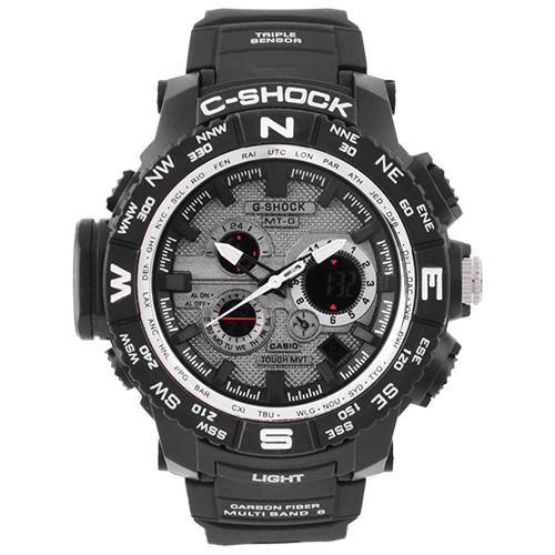 Часы наручные C-SHOCK GPW-1000 Black-Silver