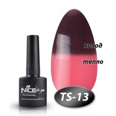 Термо гель-лак Nice, 8мл TS13