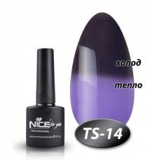 Термо гель-лак Nice, 8мл TS14