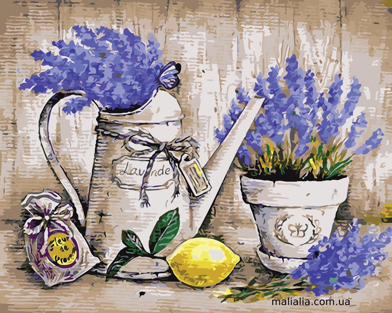 Картины по номерам 40*50 см В КОРОБКЕ Краски Прованса Artstory