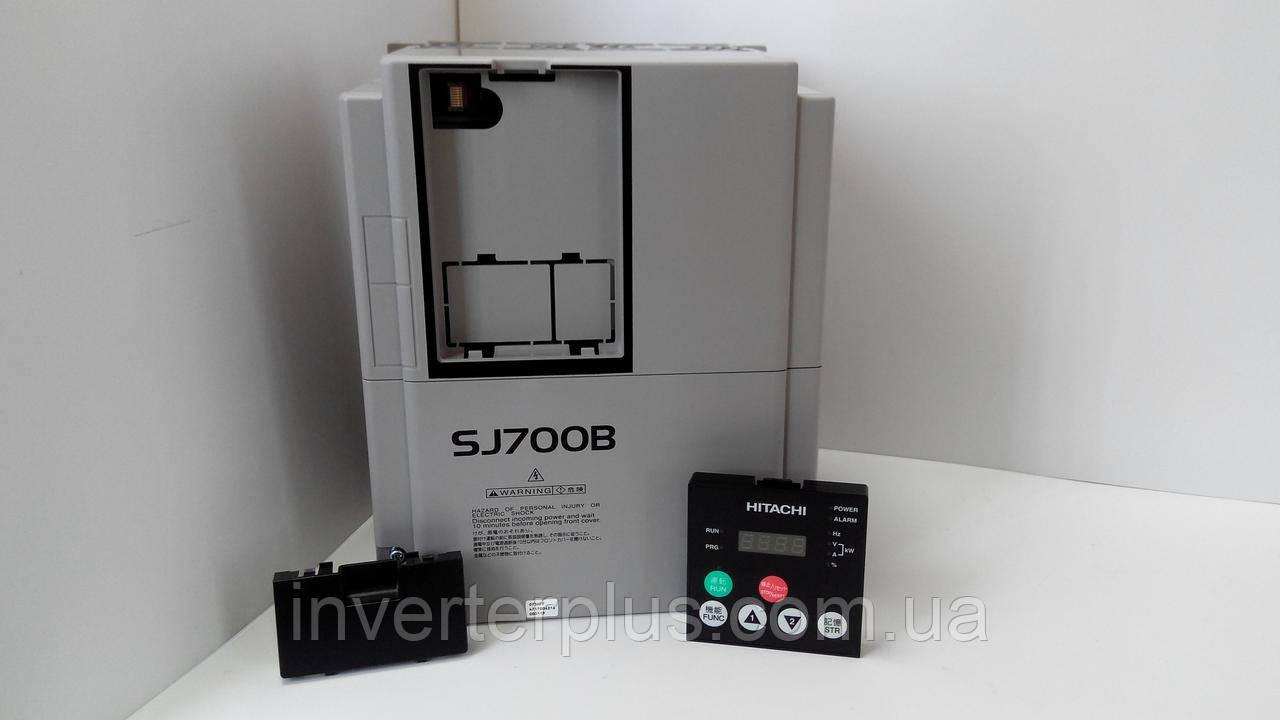SJ700B-220HFF, 22кВт/380В. Перетворювач частоти Hitachi