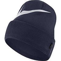 Шапка Nike Beanie Swoosh Cuffed 876501-451