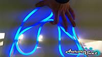 Гирлянда ДЮРАЛАЙТ синяя 220 В. Светодиодная гирлянда. Гирлянда LED., фото 1