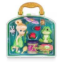 Игровой набор с мини куклой Динь Disney Animators Collection Disney