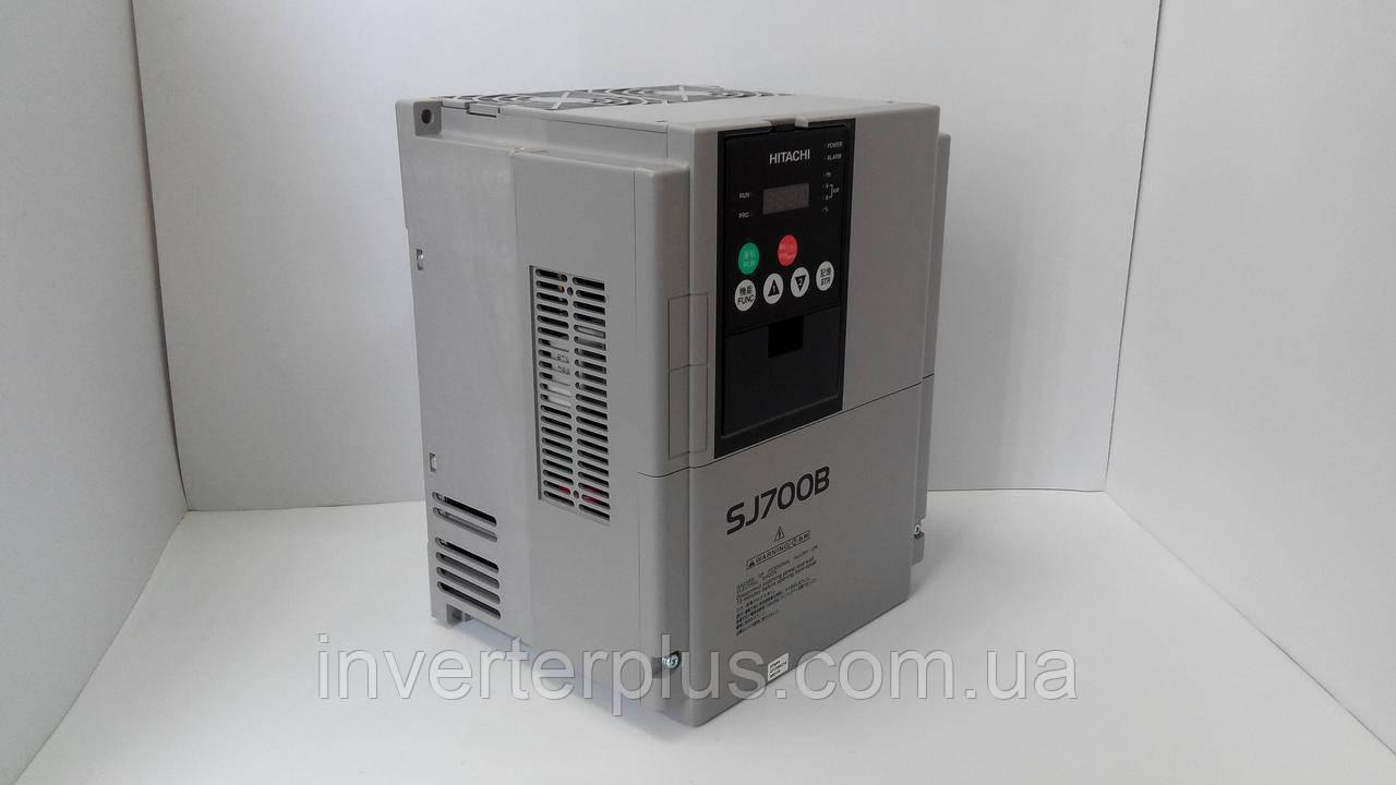 SJ700B-370HFF, 37кВт/380В. Частотний перетворювач Hitachi