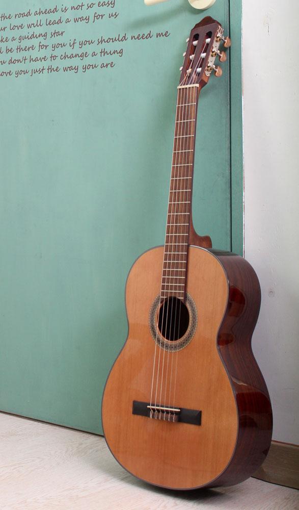 Класична гітара CORT AC250 (NAT)