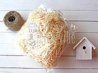 Наполнитель стружка «под сено» на килограмм