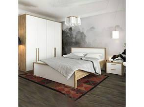 Спальня ФРАНЧЕСКА біла з шафою 4Д (СОКМЕ)