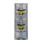 """Пластины от мух """"RAID"""" 10 шт. / Уп"""