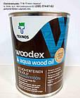 Масло для дерева водорозчинне 2,7л, Woodex Aqua Wood Oil, Фінляндія!, фото 2