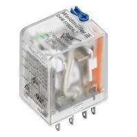 Реле DRM 570220LT WEIDMULLER 7760056100, 220V DC, 4CO, светодиод, тест, фото 2