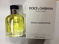 Dolce Gabbana Pour Homme edt 125 ml ТЕСТЕР