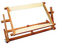 Настольный станок для вышивания с рамкой 30 х 60 см