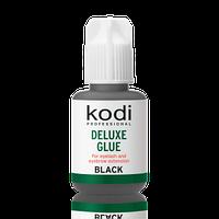 Kodi Professional Deluxe Glue - черный клей для наращивания ресниц, 10 мл