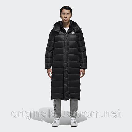 1194edaed8cf7 Длинный мужской пуховик Adidas Long Down Jacket DN8050 - 2018/2, фото 2