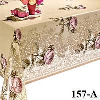 """Клеенка на стол рулон """"Dekorama"""" 157 A, C. Турция. Оптом., фото 1"""