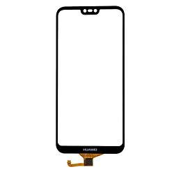 Сенсор (тачскрин) для Huawei P20 Lite черный Оригинал