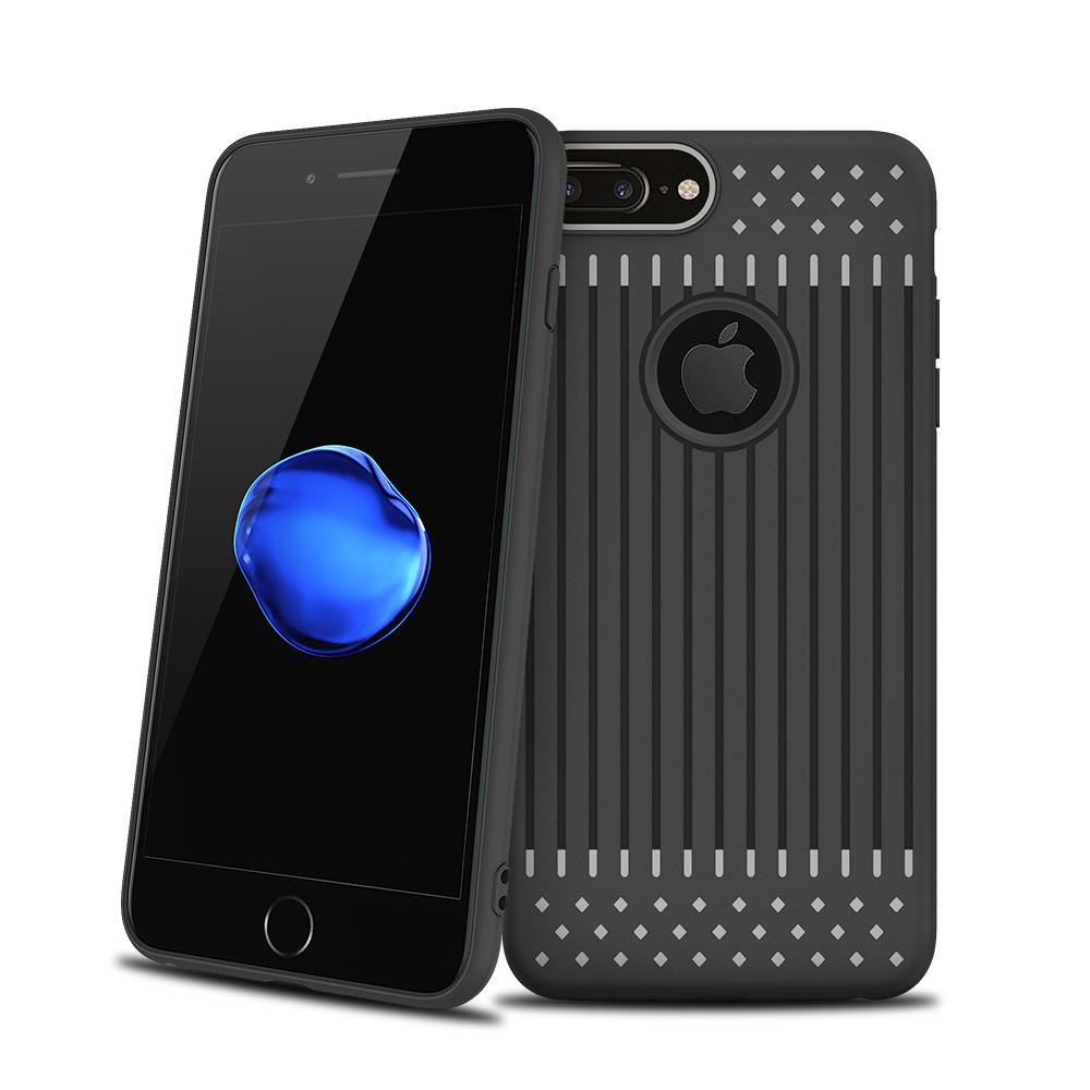 Чохол накладка Primo Shell TPU для Apple iPhone 6 Plus / iPhone 6s Plus - Black