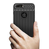 Чохол накладка Primo Shell TPU для Apple iPhone 6 Plus / iPhone 6s Plus - Black, фото 2