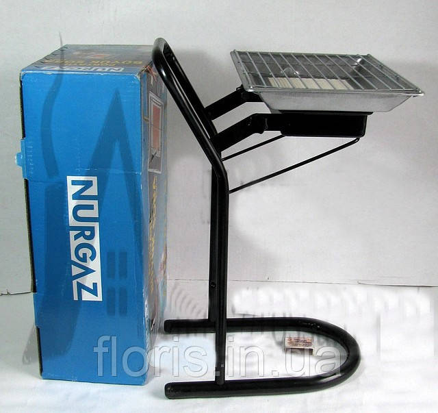 Горелка инфракрасного излучения с подставкой Nurgaz NG-310