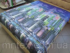 """Ткань для пошива постельного белья бязь премиум Мегаполис / """"Чарівна Ніч"""""""