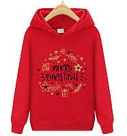Толстовка MERRY CHRISTMAS для дітей, фото 1