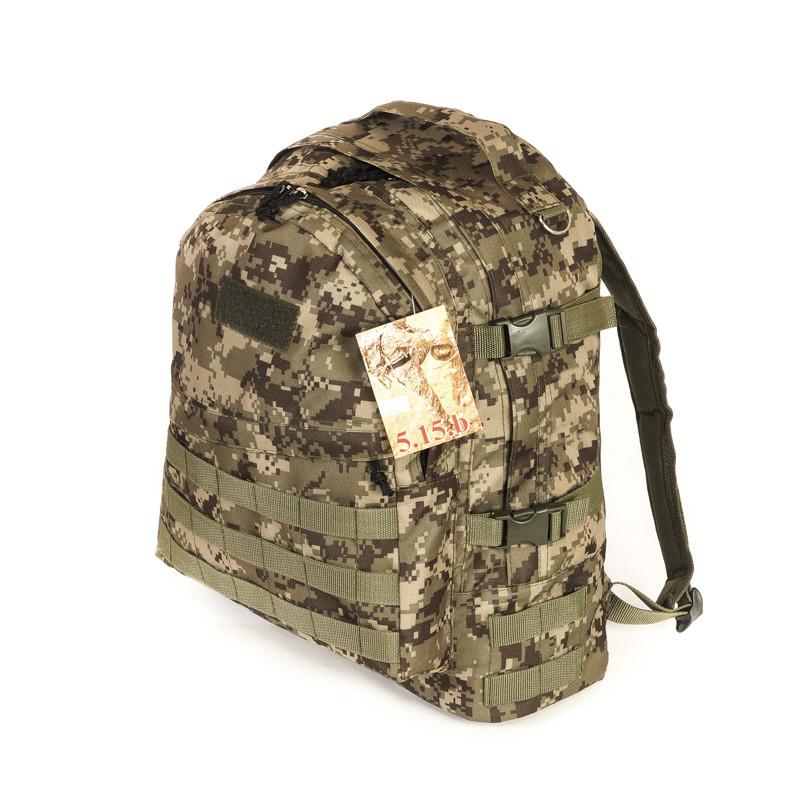 Тактический армейский крепкий рюкзак 30 литров украинский пиксель