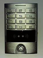 Кодова клавіатура для автономного контролю доступу YK-1168В