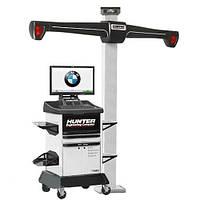 Стенд регулировки развал-схождение BMW (3-D, 4-х камерный, ПО WinAlign) HUNTER KDS II WA510-HE421ML (США)