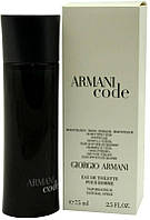 Armani Code Men edt 125 ml тестер