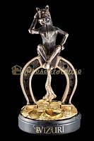 Статуэтка бронзовая Пани удача