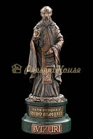Статуэтка бронзовая Преподобный Иосиф Волоцкий